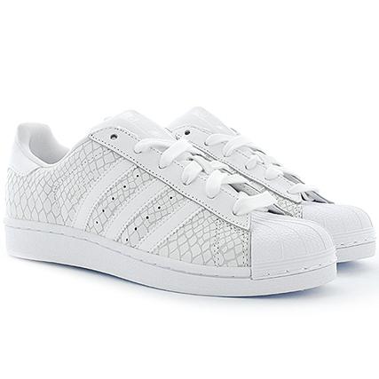 Adidas Superstar Serpent D'argent specialiste du