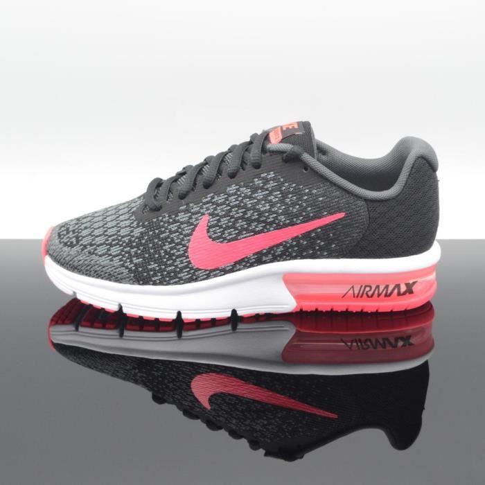 Officiel Nike Air Max Plus TN 270 Classique Chaussures de basketball Pas Cher Femme Rose noir 1905211601 Officiel de Chaussure Nike 2017 France